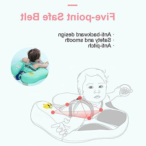 Baby Non Inflatable Safety Infant Training for Pools Swim Trainer