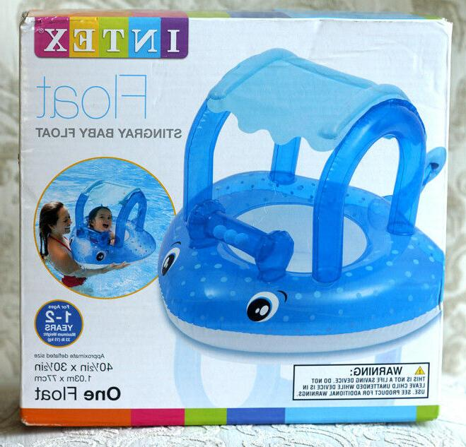 stingray baby float for ages 1 2
