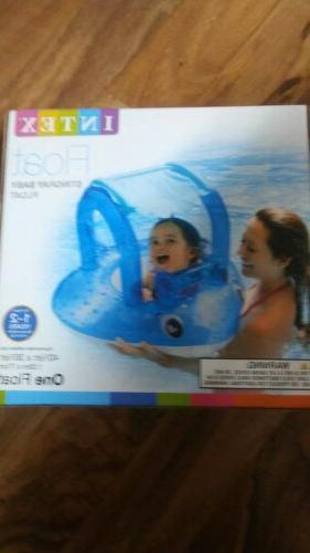 stingray ride on baby float new in