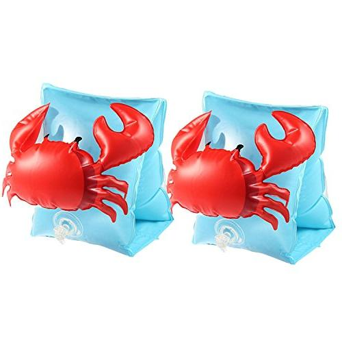 swim arm bands inflatable