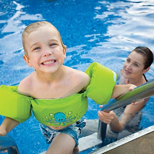 CONHENCI Swim Bands Vest Toddlers