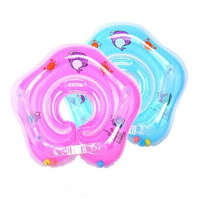 Swim Ring Swimming Neck Float Ring Inflatable Circle