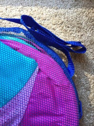 SWIMWAYS 1 BABY SUN CANOPY AGES MOS PINK FISH