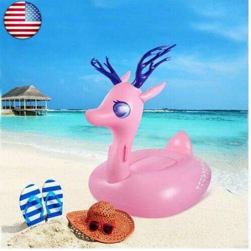 Swimline Inflatable Deer Floating for Swimming Pool