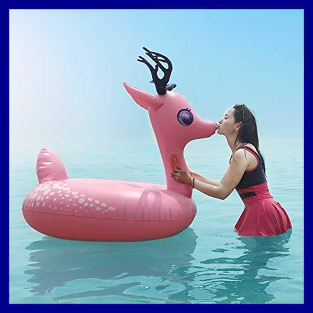 Swimline Inflatable Floating Lounger for Pool
