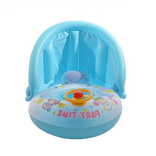 swimming baby inflatable 2 ring swimming ring