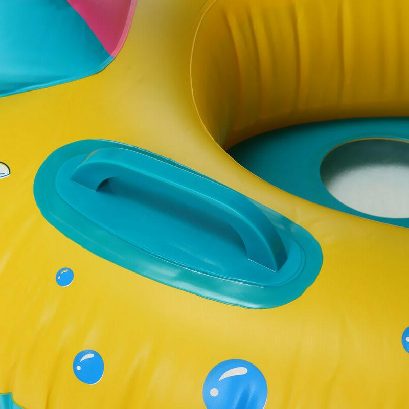 Swimming Ring Inflatable Float Swimming Seat With