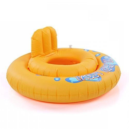 swimming seat ring water inflatable