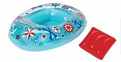 SwimSchool Skipper Pool Float, Baby with Adjustable