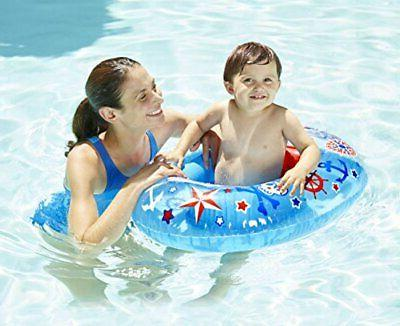 SwimSchool Lil' Pool Baby Boat with Adjustable