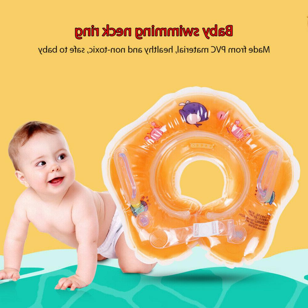 Toddler Ring Pool Float Inflatable Safety Circle