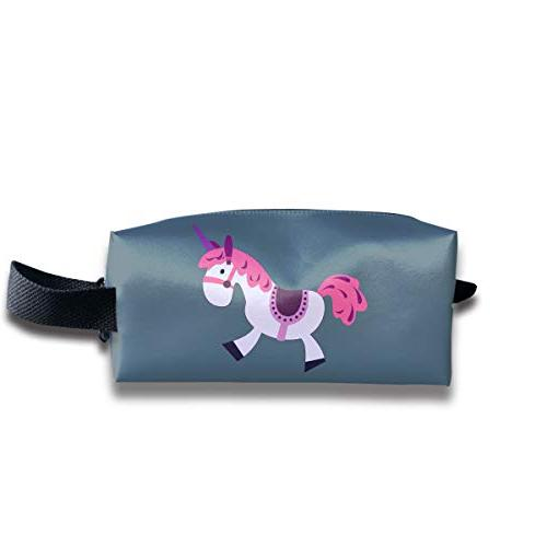 unicorn horse multifuncition canvas bag