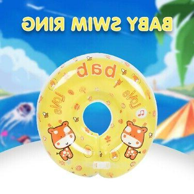 US Baby Infant Ring Support Inflating Ring Circle