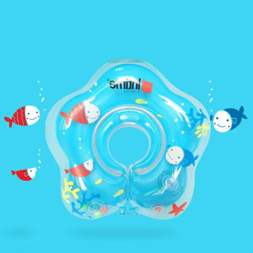 Newborn Baby Swim Ring Infant Bath Inflatable