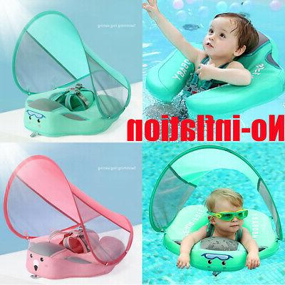 us baby swimming ring non inflatable float