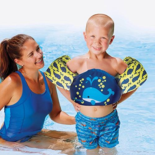 SwimSchool USCG Approved Swimmer Type V Life Jacket/PFD, lbs.,