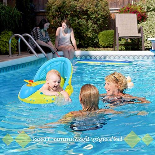 Peradix Float Toys Sunshade Floating Ring
