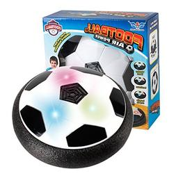 YDZN LED Light Hover Ball Floating Hockey Football 2 in1 For