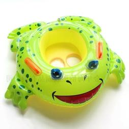 Lit Frog baby kids Swimming inflatable pool floats Perfect P