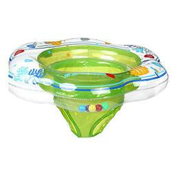 Lovely Baby Swim Sit Ring Inflatable Seat Swim Ring Baby Swi