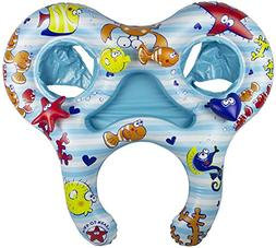 Poolmaster Mommy & Me Baby Rider - Learn-to-Swim