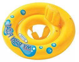 Intex My Baby Float Swimming Swim Ring Pool Infant Chair Lou