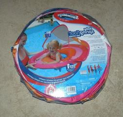 New Swimways Baby Spring Float w/ Canopy   !!! FREE SHIPPING