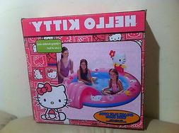 New Hello Kitty Splash Play Pool with Slide by Sanrio