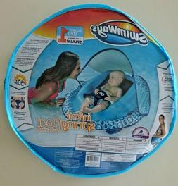 NEW Swimways Infant Baby Spring Float with Canopy - Blue or
