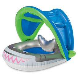 """New* Play Day """"Shark"""" Baby Float  Ages 1-2 Lot # EB23"""