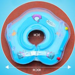 Newborn Baby Infant  Swimming Float Ring Baby Safety Aid Toy