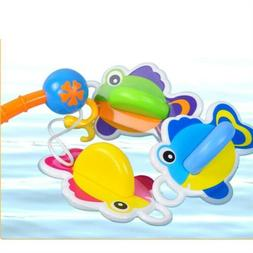 Newborn Water Floating Bathing Toy Interesting Safety Games