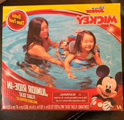 NWT  DISNEY MICKEY MOUSE JUNIOR RIDE IN POOL BEACH FLOAT SEA