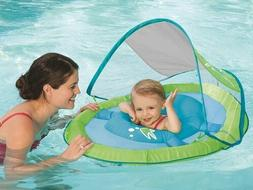 Pool Float Baby With Canopy For Kids Infant Babies Toddler R