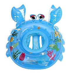 O-Toys Pool Floats for Baby Toddlers Inflatable Float Raft W