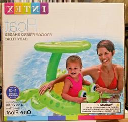 pool froggy friend shaded baby canopy floats