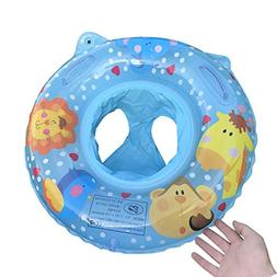Balight Pool Inflatable, Baby Swimming Ring Children Seat Bo