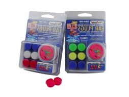 3-pair Pack of PUTTY BUDDIES Floating Formula Soft Silicone