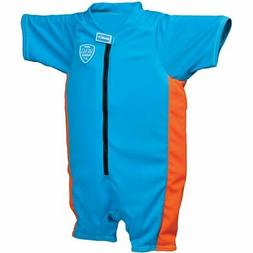 SPEEDO SEA SQUAD FLOAT SUIT - BLUE, TODDLER SWIMWEAR, INFANT