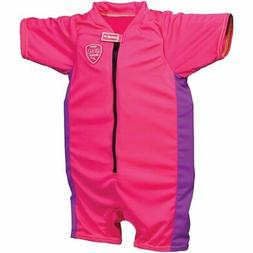 SPEEDO SEA SQUAD FLOAT SUIT - PINK, TODDLER SWIMWEAR, INFANT