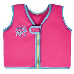 Speedo Sea Squad Infant Toddler Kids Girls Swim Float Vest P