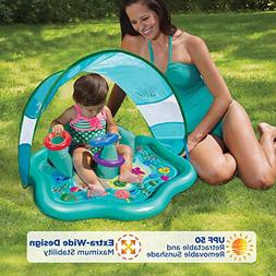 Swim School- Confidence Building System Baby Splash Mat with