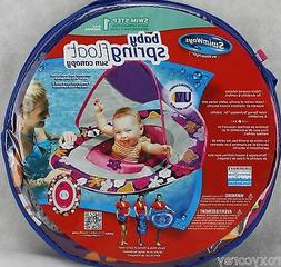 SwimWays Baby Spring Float-Flowers
