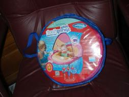 Swimways Baby Spring Float Sun Canopy Pink