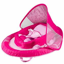 SwimWays Infant Baby Spring Float, Pink