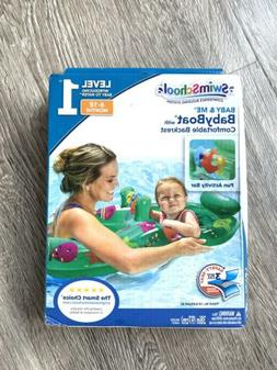 SwimSchool SSB11263 Aqua Leisure Babyboat Baby Float