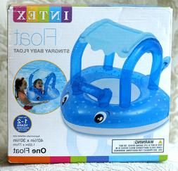"INTEX Stingray Baby Float for Ages 1 - 2 Years , 40.5"" x 30."