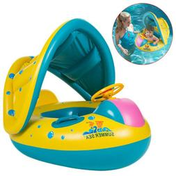 Summer Baby Swim Ring Inflatable Toddler Float Swimming Pool