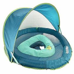 Aqua Leisure Sunshade Boys Fabric Covered Egg Shape Baby Boa