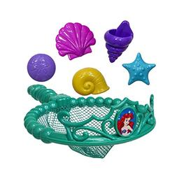 Swim Pool Water Fun Girl's Disney Princess Tiara Dive and Ca